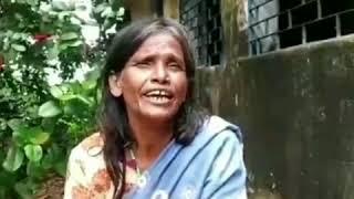 Ranu Mondal   Song Ek Radha Ek Meera Dono Ne Shyam Ko Chaha by Ranu Mondal