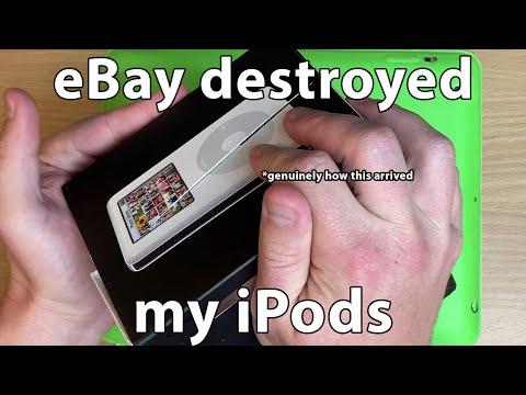 EBay Destroyed My IPods.