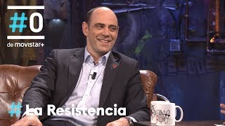 LA RESISTENCIA - Entrevista a JJ Hombrados | #LaResistencia 26.04.2018