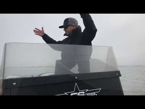 Pre Order Boat Test-Drive with Eric Simmons owner of Simmons Custom Rigging 25-ft Revolution