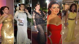 شارك برأيك: أيهما اجمل ؟ فستان لقاء سويدان | فستان سمية الخشاب العارى | فستان نشوى مصطفى #NAV