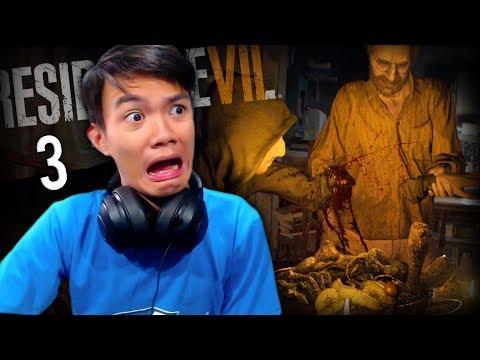 HALA NA PUTOLTOLTOL!   Resident Evil 7 (Biohazard) - Part 3