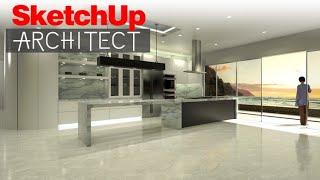 CURSO GRATUITO: Sketchup Architect Beginner Fast Track
