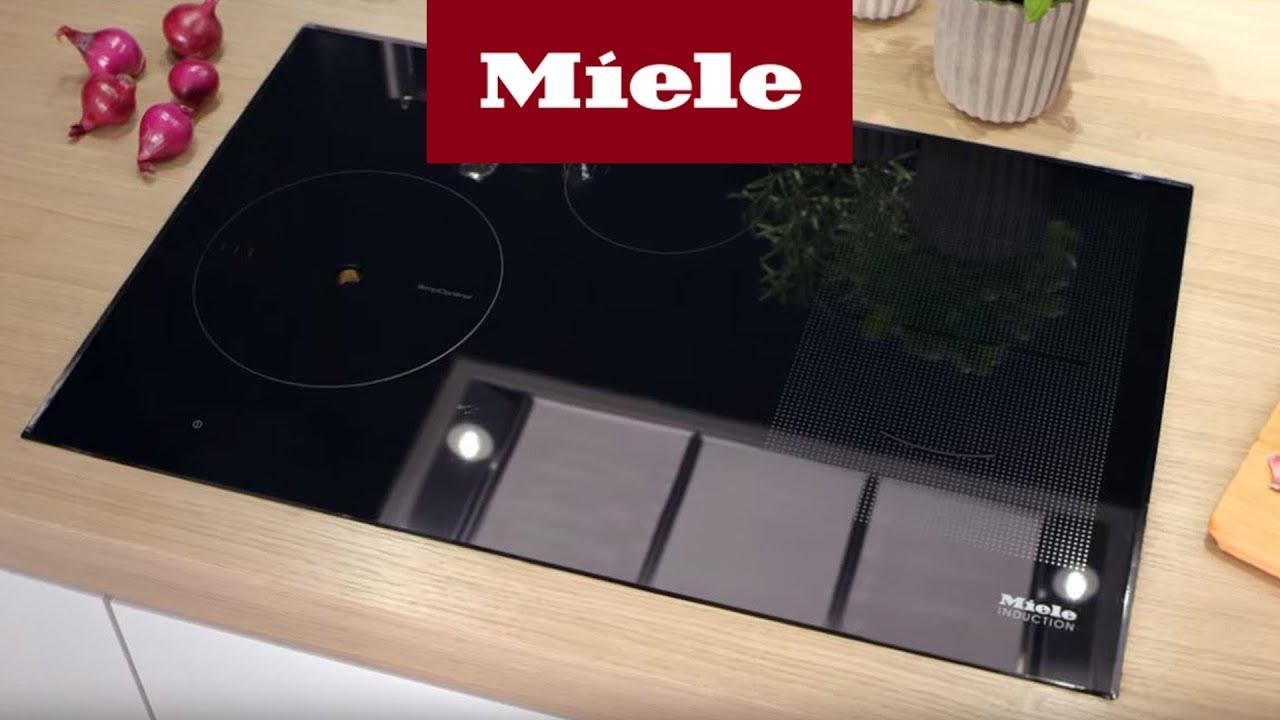 die neuen induktionskochfelder mit tempcontrol miele youtube. Black Bedroom Furniture Sets. Home Design Ideas