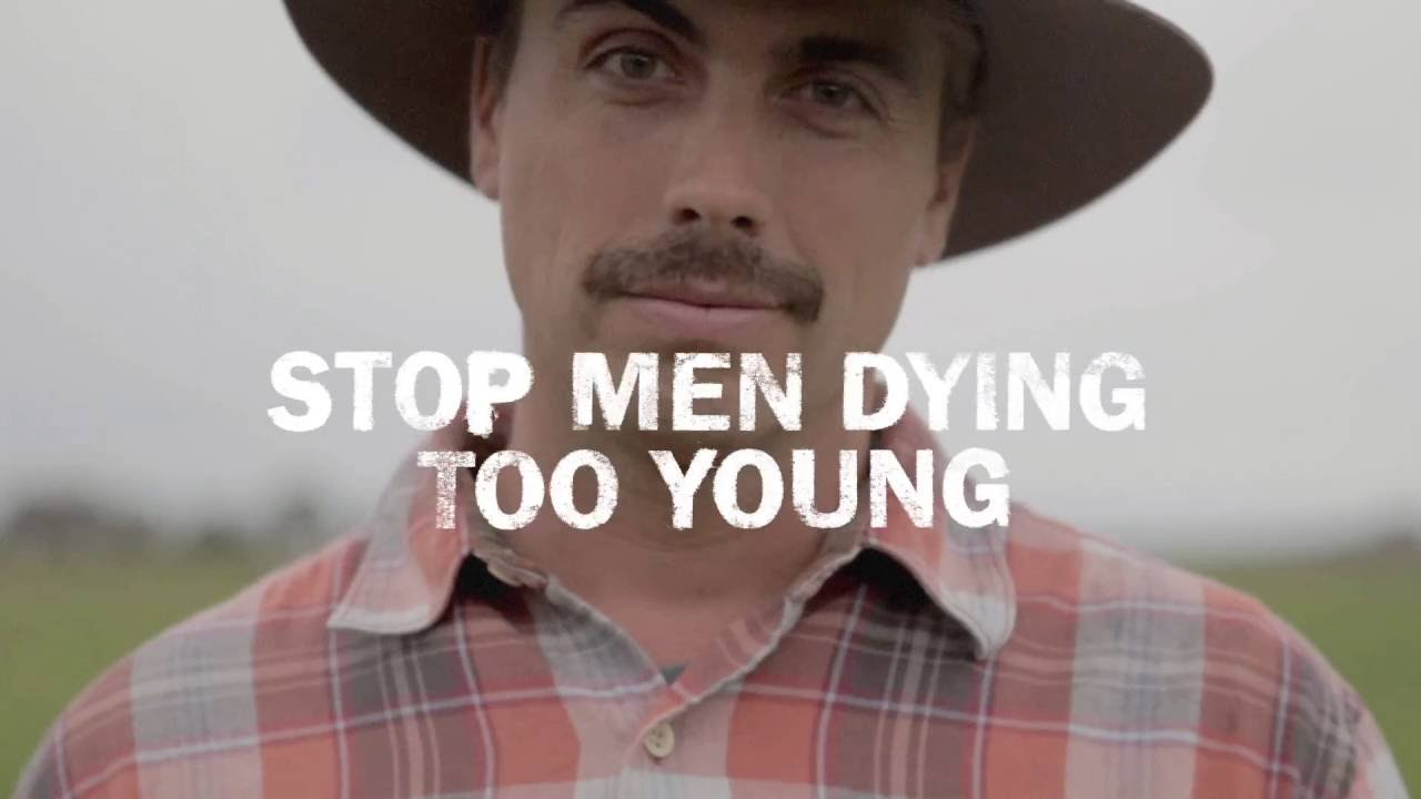 Movember 2016: Stop Men Dying Too Young (:15 second)