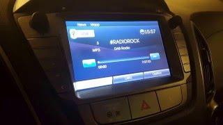 Dension DAB+U i 2015 Hyundai ix35