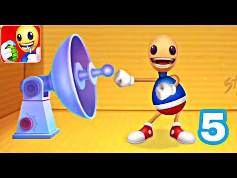Kick the Buddy 2 | New Kick The Buddy Game | Walkthrough part 5 | All misc (iOS)