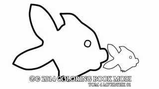 Развивающие мультики для самых маленьких Мультики про животных! Мультфильмы для детей Раскраска 8