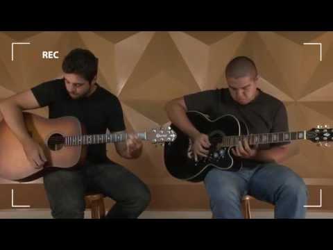 Forever - Kiss (aula de violão completa)