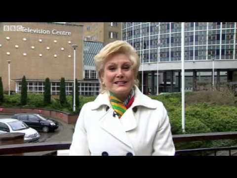 Angela Rippon's TV Centre memories