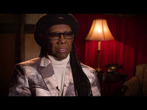 Front and Center presents Nile Rodgers Songwriters Hall of Fame