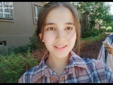 【抖音TikTok】新疆少数民族小姐姐#1(维吾尔族、哈萨克族等)Beauty, in xinjiang uygur, kazak