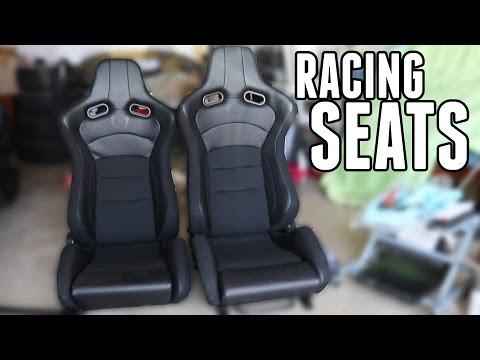 Project Rally Miata Gets Racing Seats!