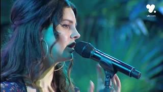Lana Del Rey High By The Beach Lollapalooza Chile 2018 Full HD