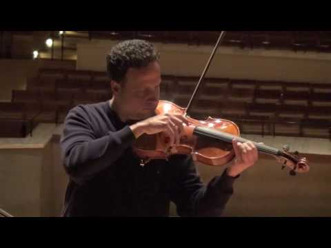 Szűcs Máté at Philharmoniker Berliner plays Fernando Lima Viola 1/2