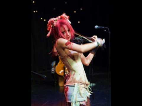Emilie Autumn - Shalott (Power metal cover version)