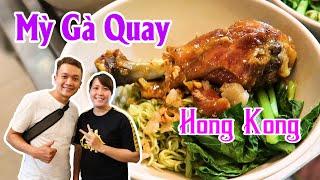 Bí quyết hút khách đông nghẹt của quán Mì Gà HongKong khu Phan Xích Long Sài Gòn