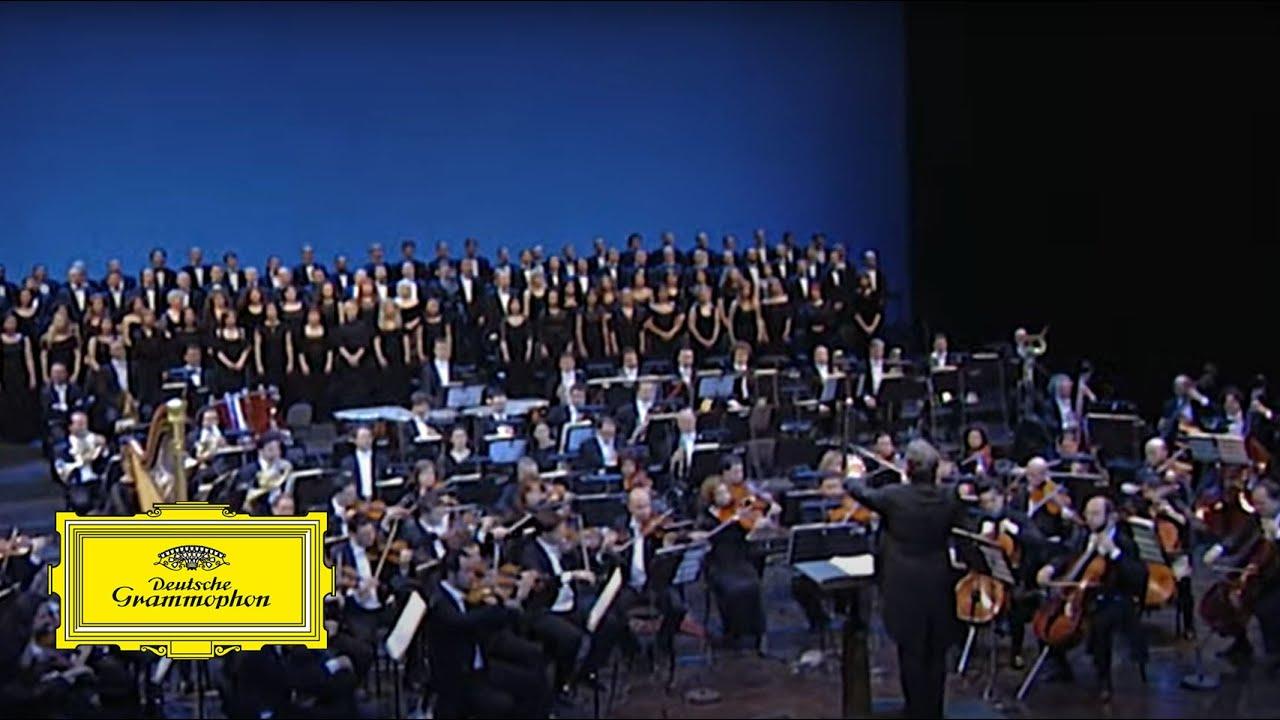 Zubin Mehta – Verdi: Nabucco: Va Pensiero (excerpt)