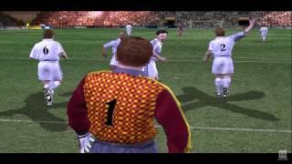FIFA 2002 PS2 Gameplay HD