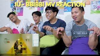 """IU JADI WASIT BOLA"" | IU - BBIBBI MV REACTION + CURHATAN PARA FANBOY"