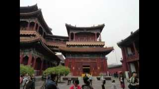 Tiananmen Square,Forbidden City, Imperial Gardens ,Jingshan park, Temple Of Heaven