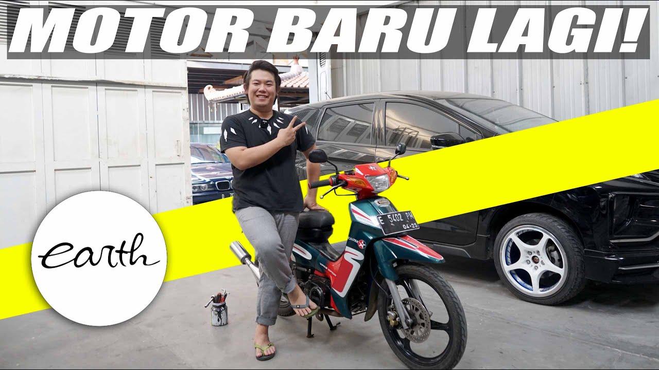 PROJECT MOTOR BARU LAGI! RESTORASI YAMAHA F1ZR CALTEX ORIGINAL SAMPAI SURAT-SURAT #MOTOVLOG