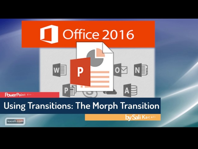 PowerPoint 2016 Tutorials