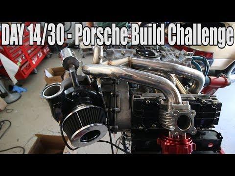 Garage Built 911 Turbo - 30 day challenge - Day 14/30