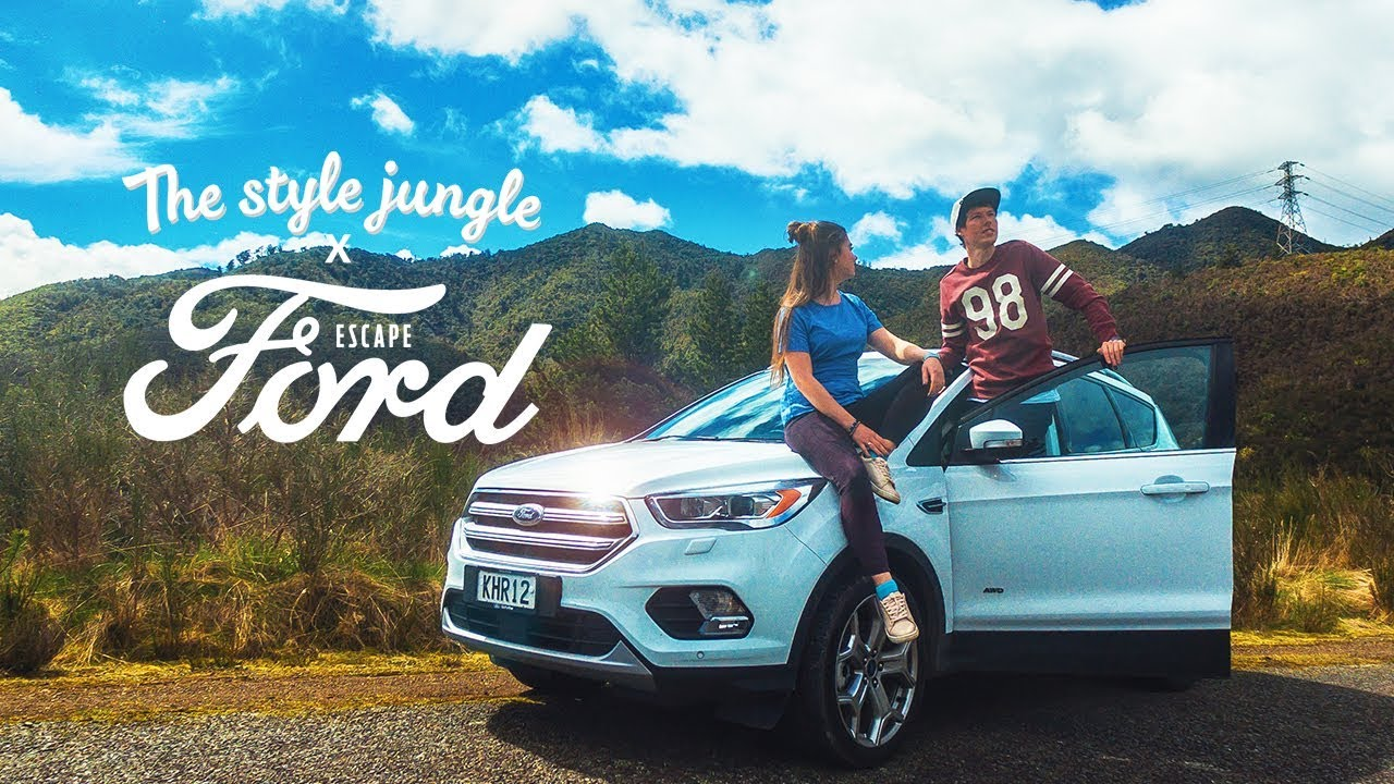 Thestylejungle X Ford Escape Road Trip Around Hawkes Bay New Zealand