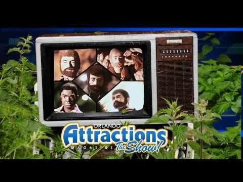 The Show - April 8, 2011 - Orlando Attractions Magazine - Episode 19