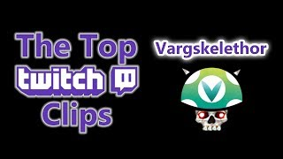 [T3C] The Top Twitch Clips of Vargskelethor (Vinesauce Joel)