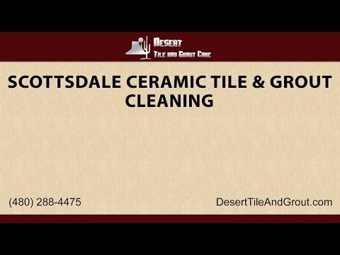 Scottsdale Ceramic Tile & Grout Cleaning | Desert TIle & Grout