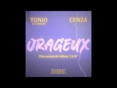 Youtube: Tonio Le Vakeso Feat Cenza – Orageux ( Audio Officiel )