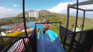 Alex Murray Hidro Park Alcudia Majorca 3