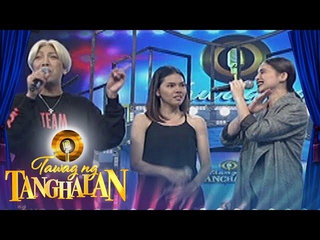 Tawag ng Tanghalan: Anne Curtis invites Vice Ganda on a date