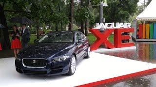 Jaguar XE/ Тест-драйв Ягуар Икс И
