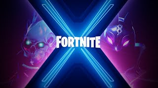 FORTNITE BATTLE ROYALE LAST BATTLE PASS 4 THE NIGHT XIM APEX USER SEASON 10 HYPE [ROAD TO 1200 SUBS]