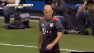 Arjen Robben vs Lippstadt