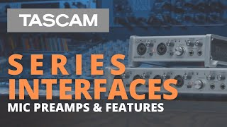 Video: Scheda Audio Usb Tascam Series 102i