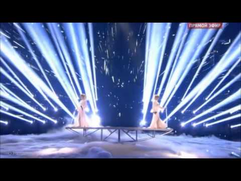 Russia«Сёстры Толмачёвы» «Shine» «Сияй»   | Eurovision Song Contes 2014 | Semi Final (1)