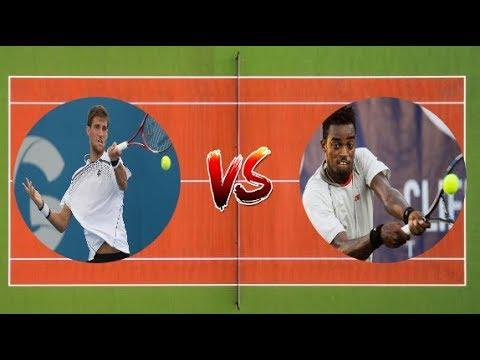 Martin Klizan vs Darian King -  Indian Wells 2018 FINAL