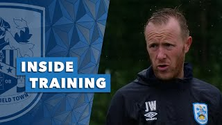 🏃‍♂️ INSIDE TRAINING | The Academy return to Canalside
