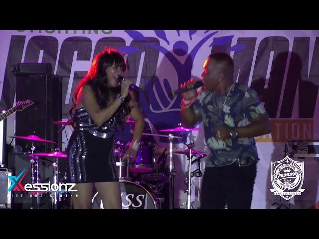 Drum Renato ft. Jennifer & Ristie  - Jawa Dudoh wis Suwe Live