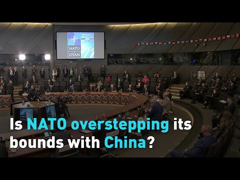 Is NATO overstepping its bounds with China?