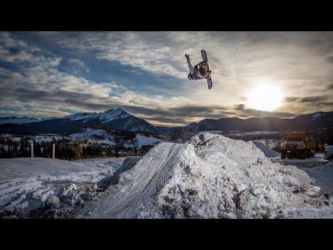 @REDSBACKYARD Ep 1 | TransWorld SNOWboarding