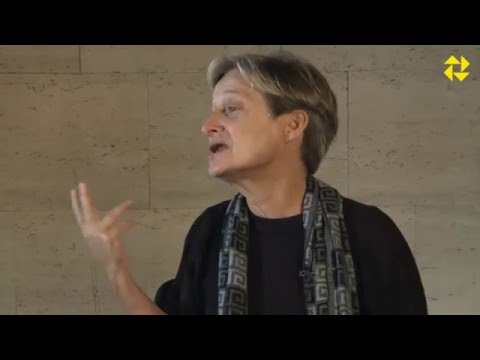 Public Space: Shared Spaces with Judith Butler