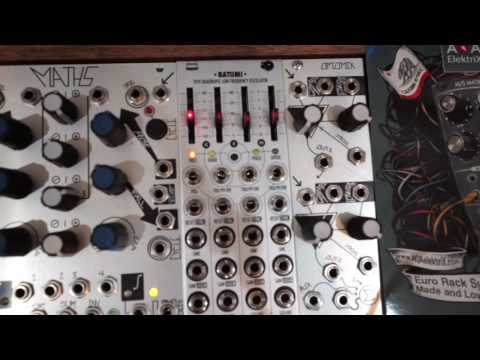 Exploring Modular Synths - Easy Patch Introduction Video 1