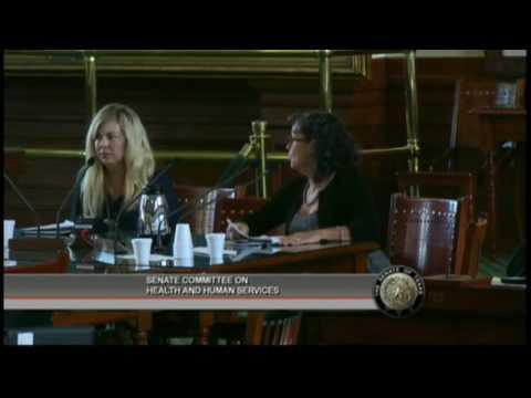 Senate HHS - Anne Dunkelberg, CPPP - September 13, 2016