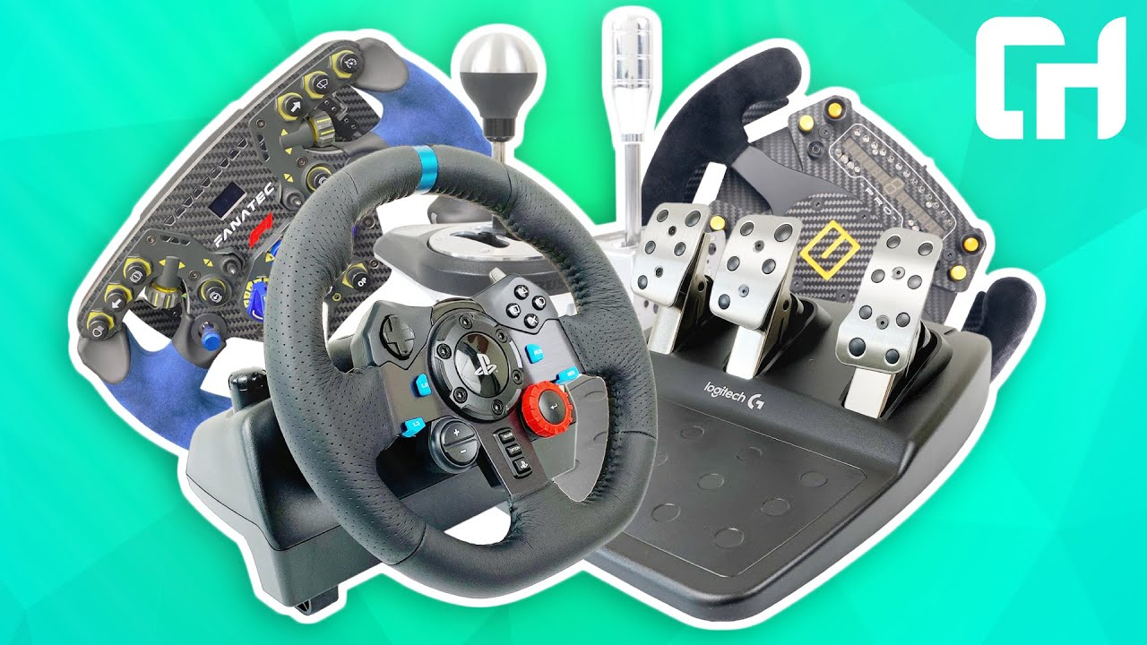 Sim Racing Equipment: What Actually Makes A Difference? – YouTube