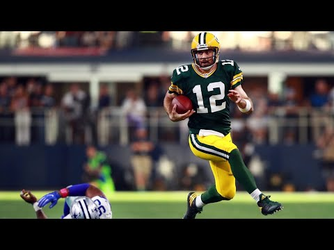 Aaron Rodgers's Greatest Escapes Compilation
